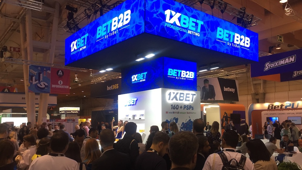 1xBet to unveil new sponsorships