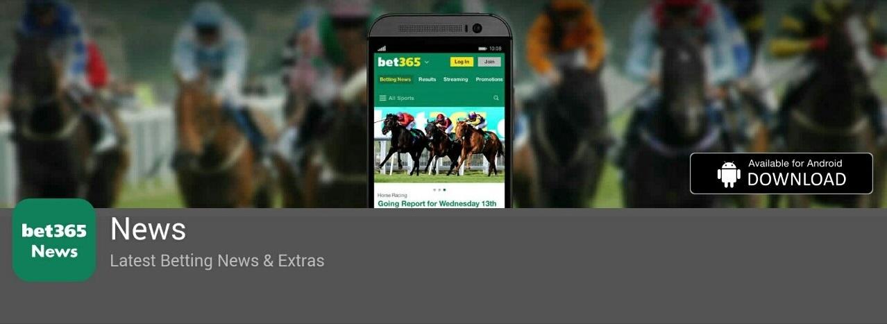 bet 365 news app