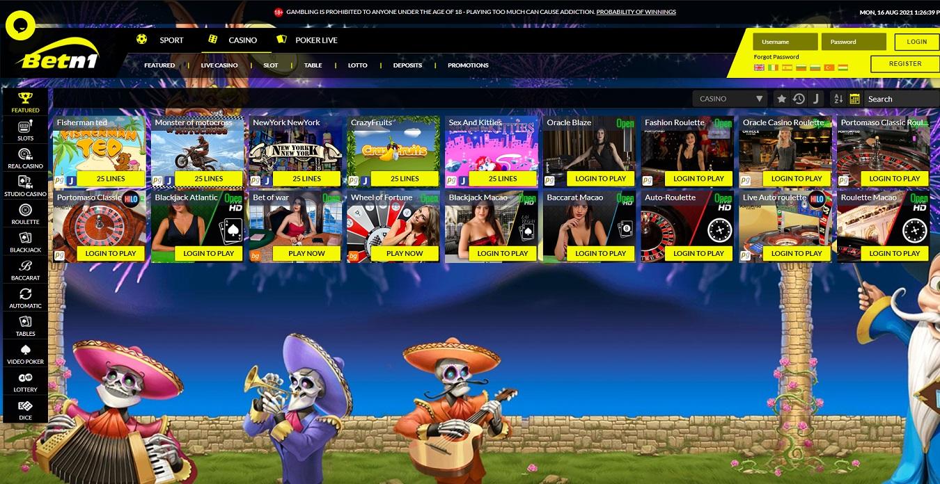 bettn1 casino