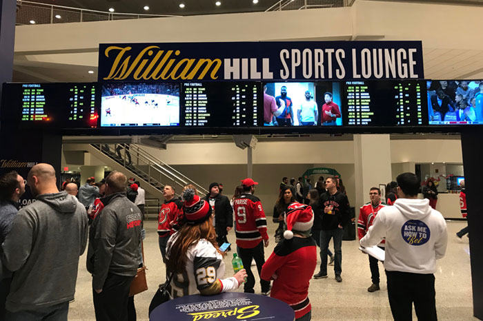 William Hill Sports Lounge