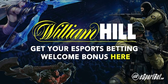 William Hill esports betting