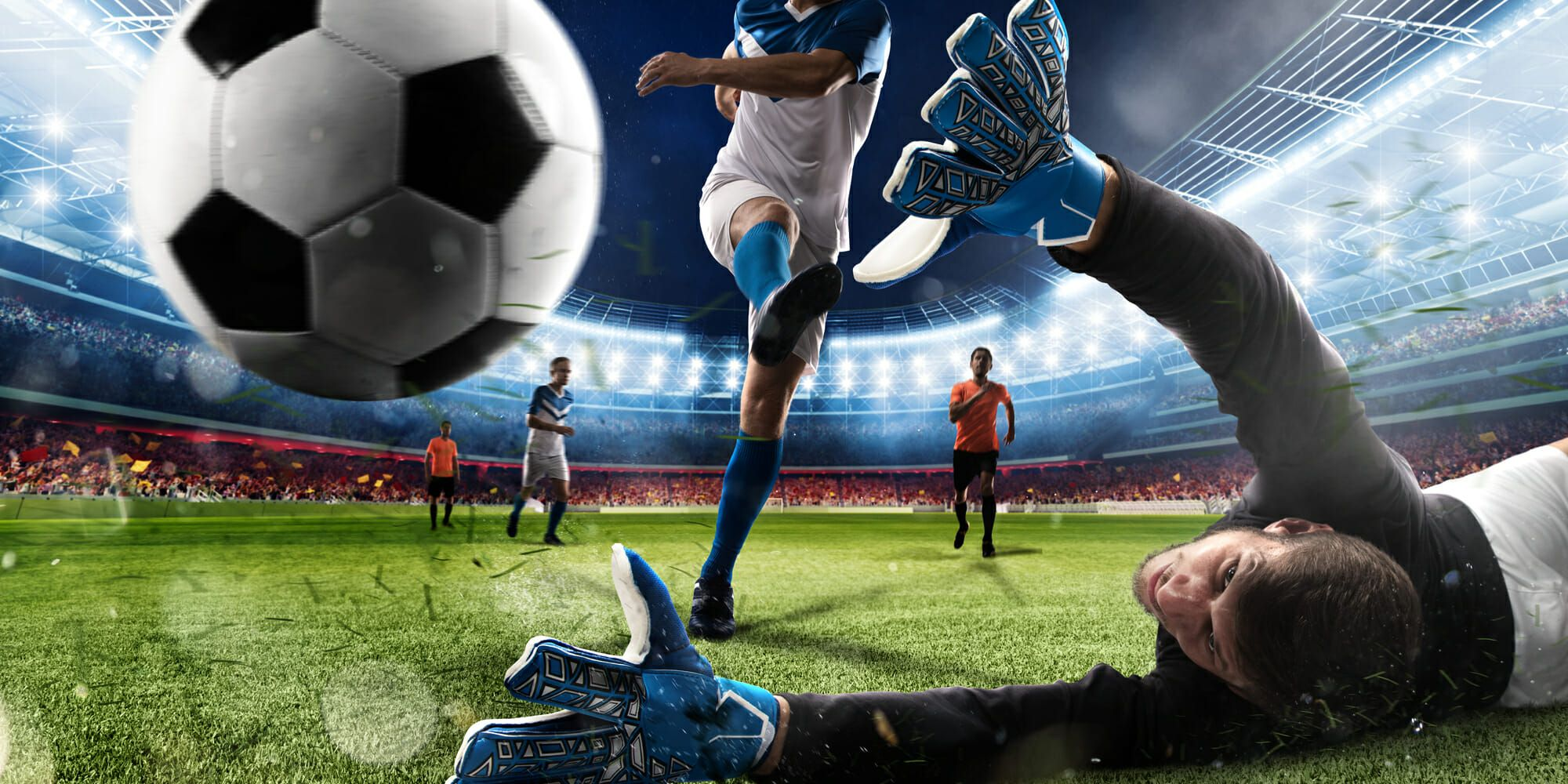 Top 7 football betting sites!