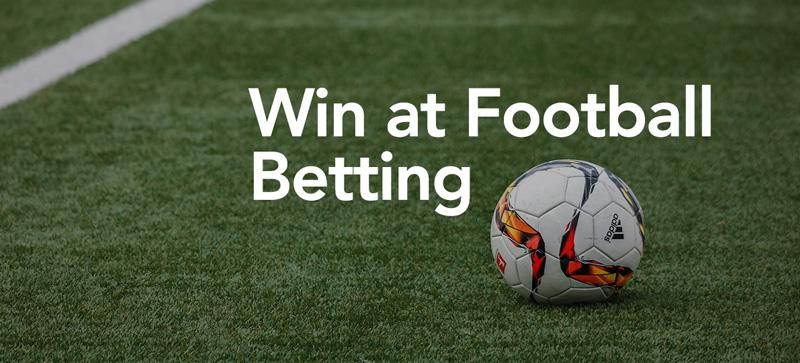 Win at football betting!