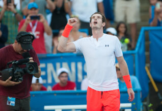 He is Back! Andy Murray Beats Zverev at the Western & Southern Open Following His Second Hip Surgery