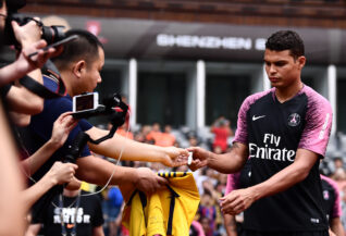 Unexpectedly: Thiago Silva Quits PSG after Champions League Defeat to Join Chelsea