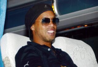 Back to Freedom: Barcelona's Ambassador Ronaldinho Released after a 5-Month Arrest