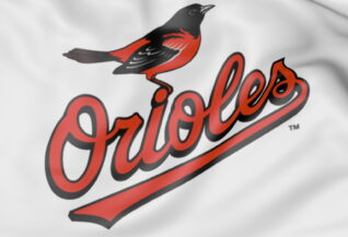Baltimore Orioles Flag