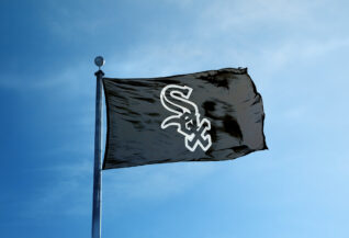Chicago White Sox Baseball Team flag