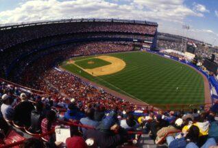 NY Mets stadium